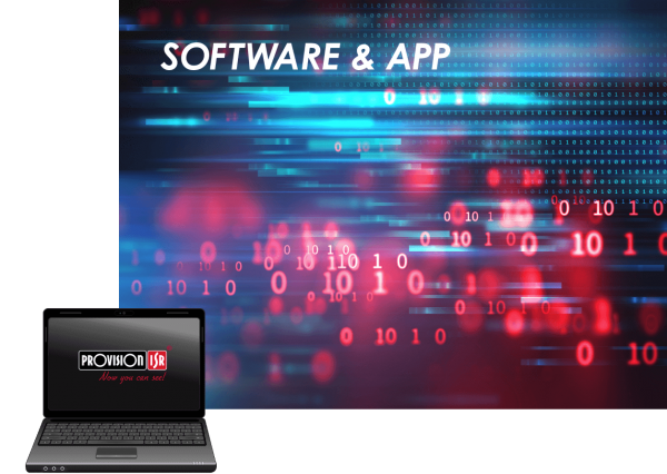 Soluzioni Software Provision-ISR