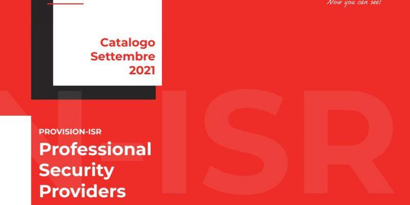 Catalogo Provision-ISR Settembre 2021